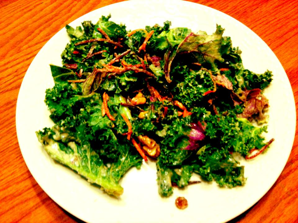 Calories In Raw Kale Salad From Whole Foods