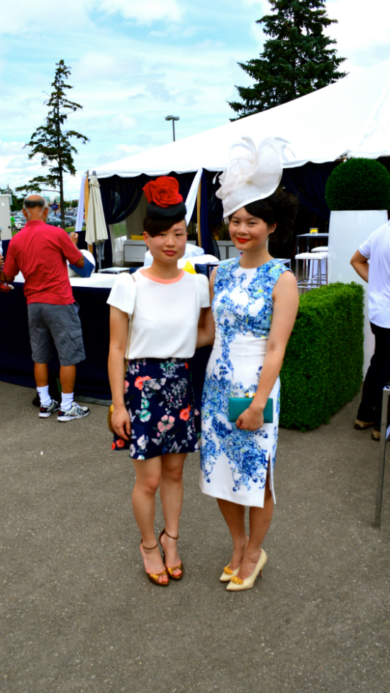 Racetrack Derby Style: The Queen's Plate