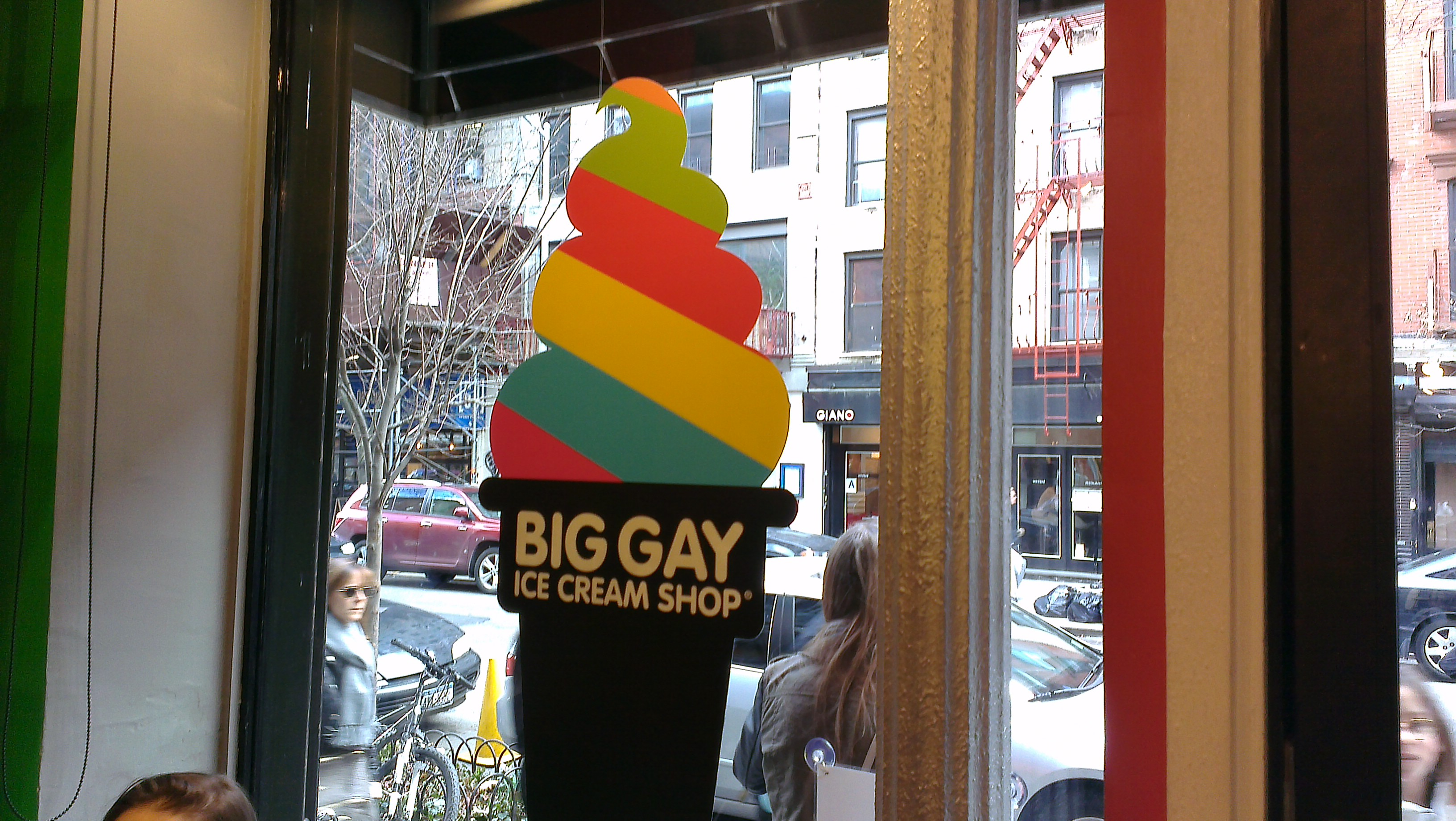 big gay ice