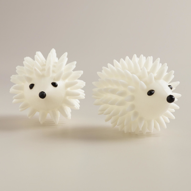 Hedgehog-Laundry-Dryer-Balls