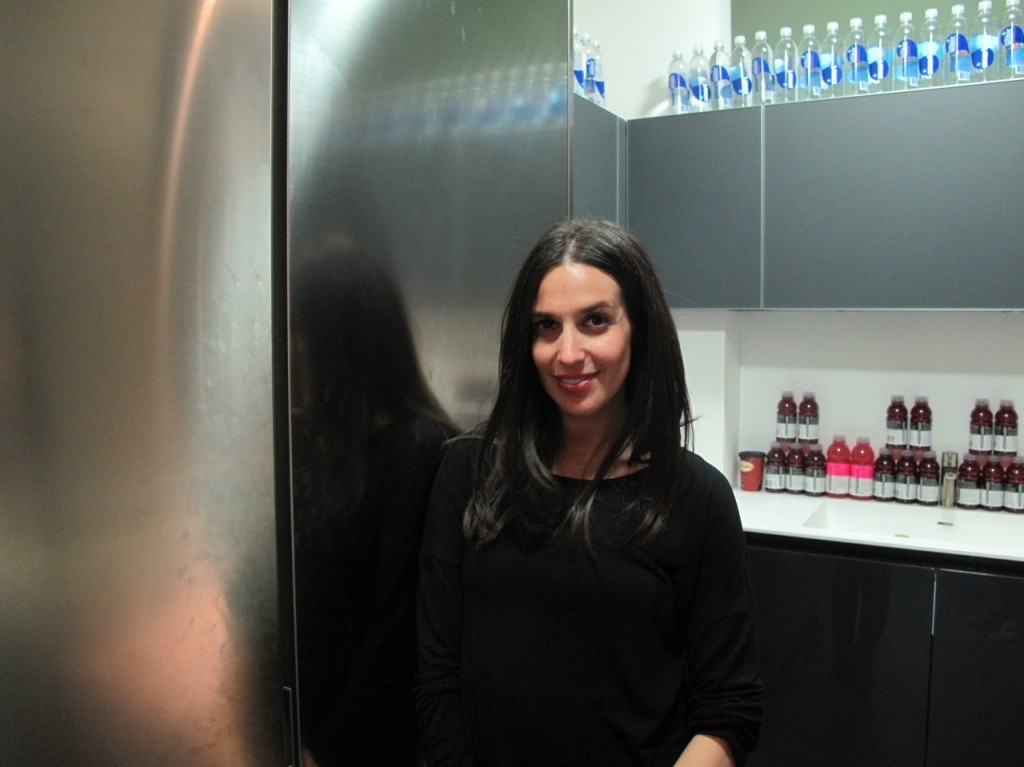 Esther Garnick of EGPR's Essentials Lounge for TIFF 2013