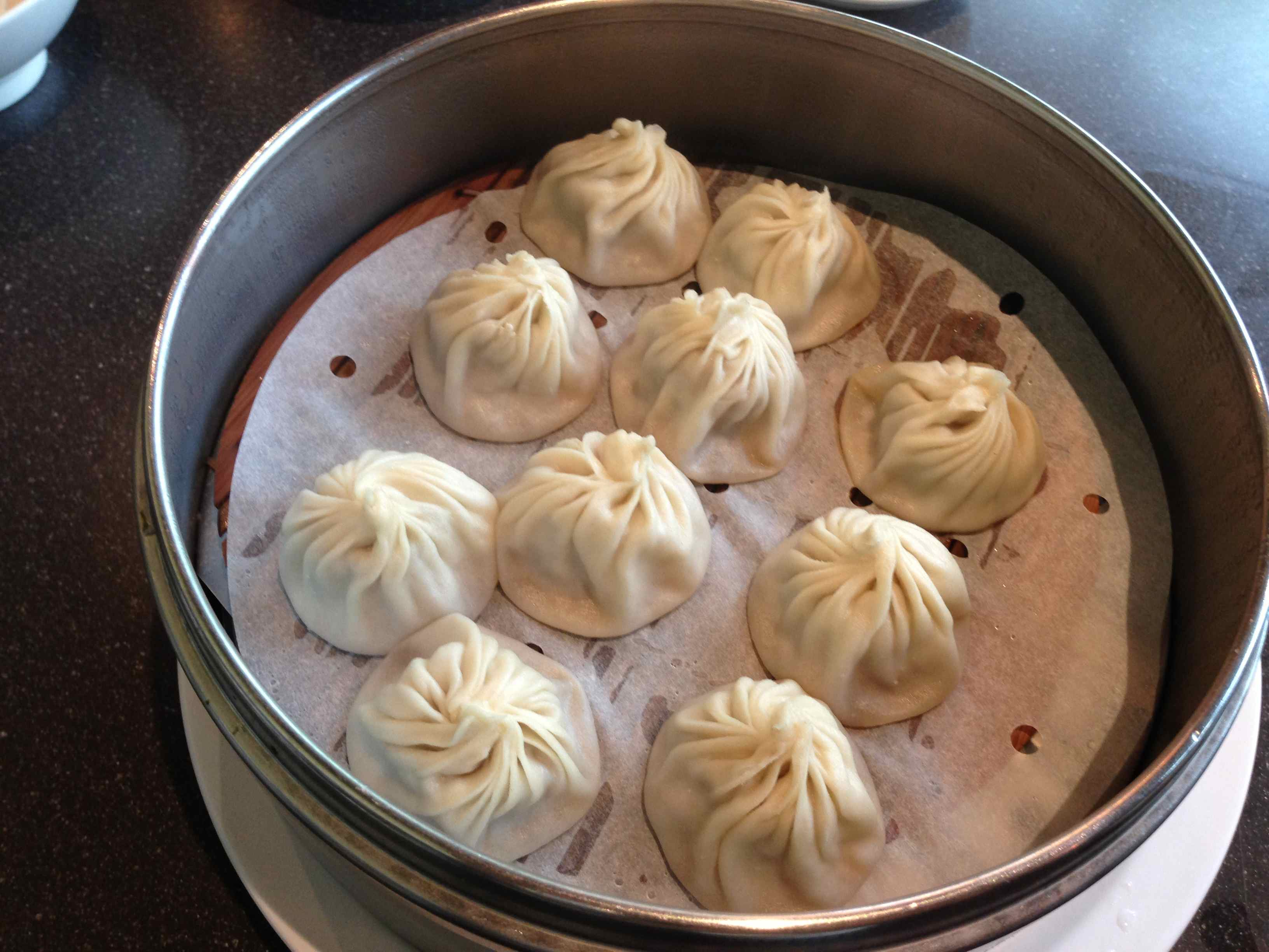 Inside-Out Pork Dumplings Recipe — Dishmaps