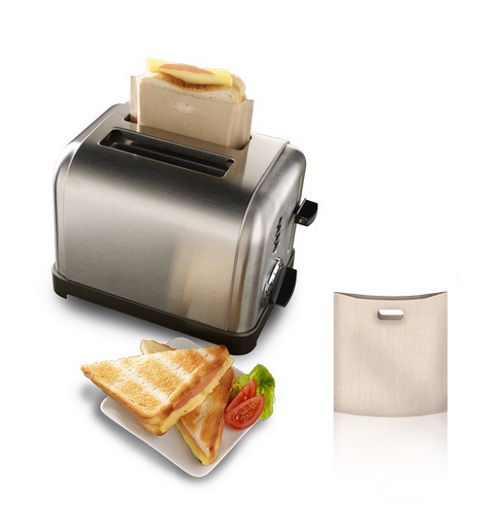 grilled cheese toaster bags