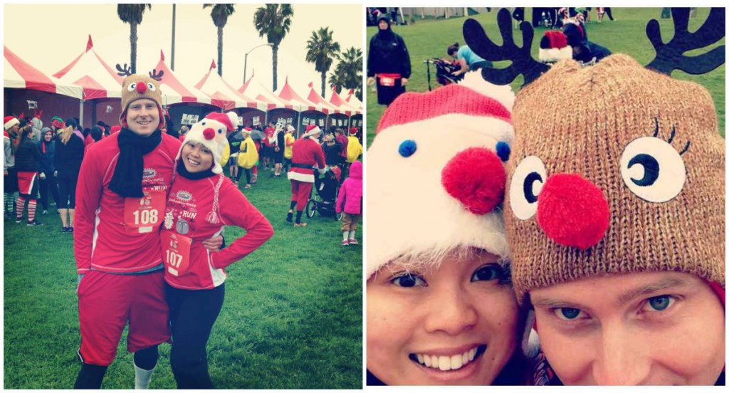 Running the Venice to Santa Monica Christmas Run this year!
