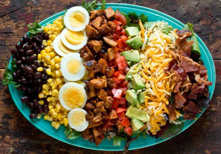 Chicken-Cobb-Salad