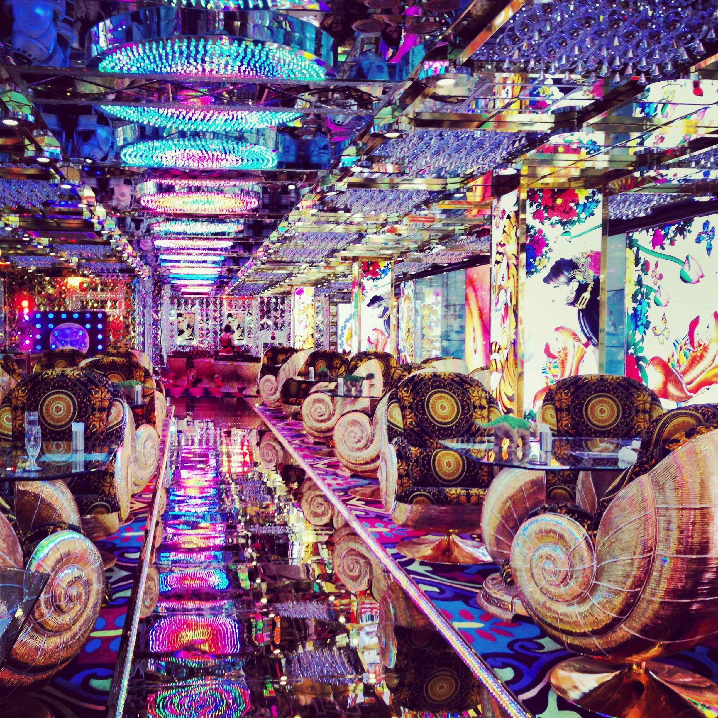 Tokyo Japan  City new picture : The Robot Restaurant Bar – Tokyo, Japan