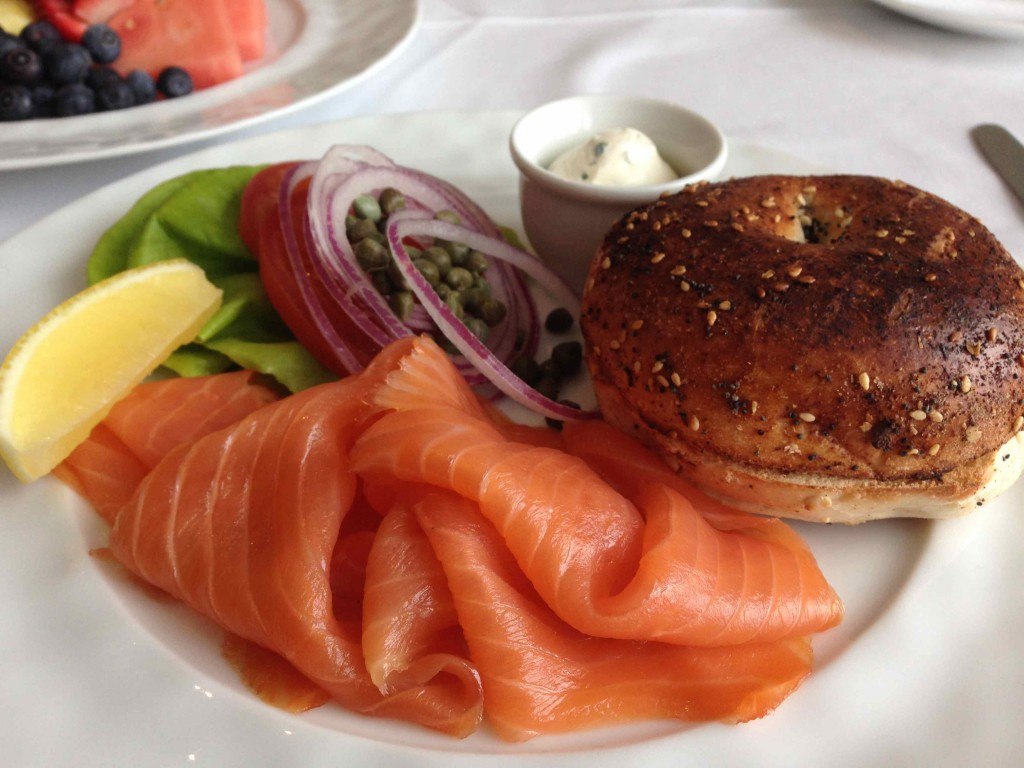 Bagel-Lox-Cream-Cheese