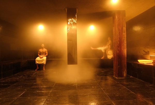 steam room hammam. Black Bedroom Furniture Sets. Home Design Ideas