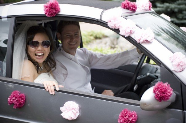 Smart-Car-Wedding