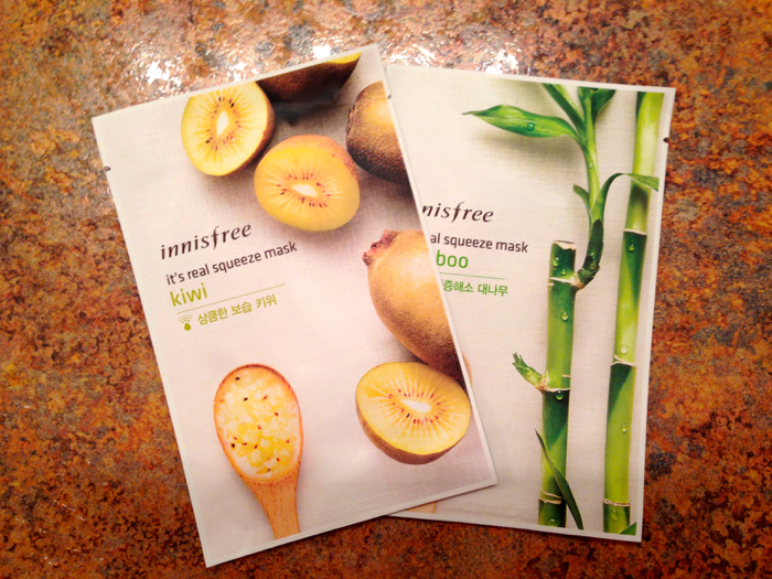 Innisfree-Squeeze-Face-Mask