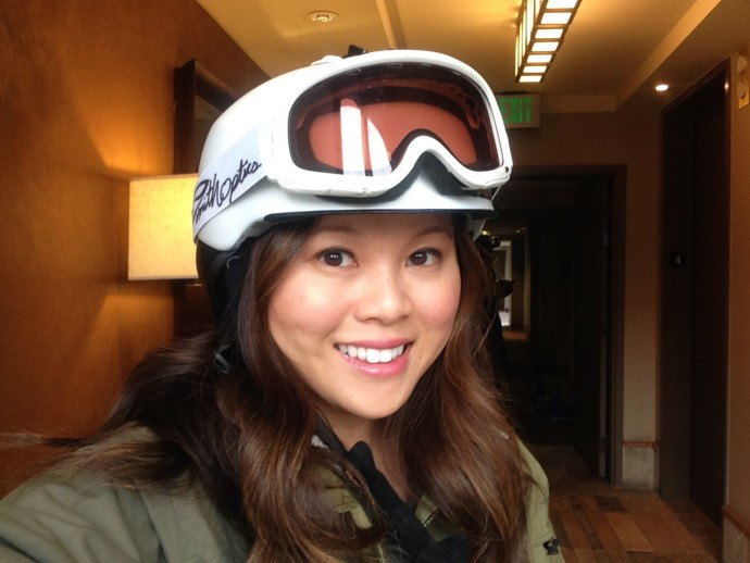 Lisa-Ng-Skiing