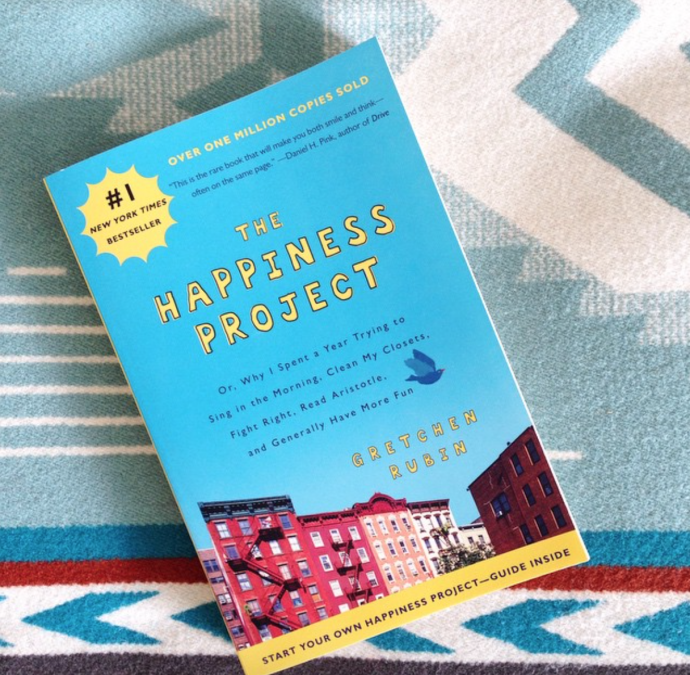 The-Happiness-Project-Book