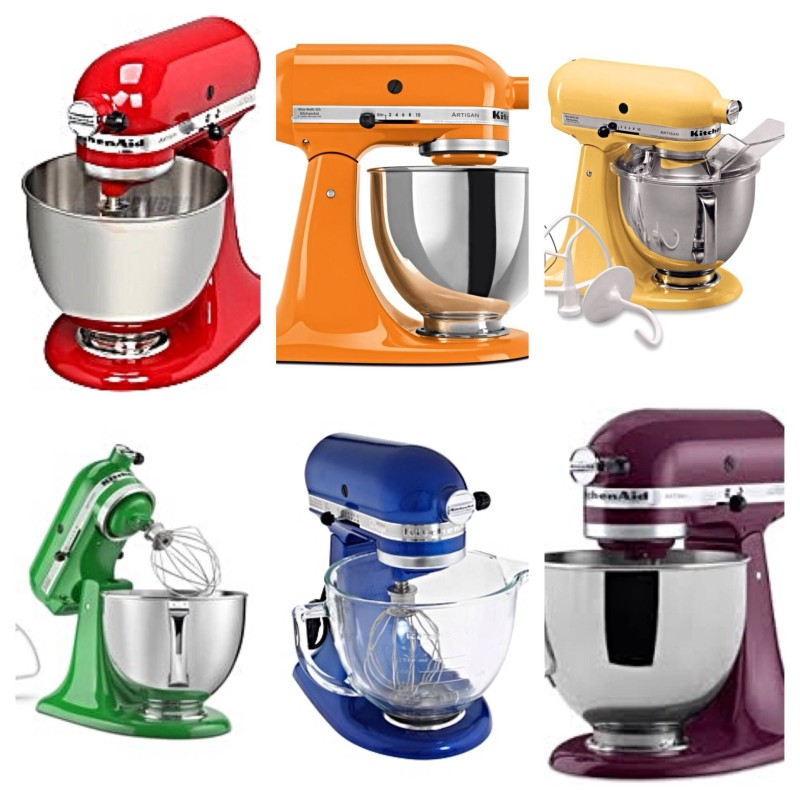 Kitchenaid-Stand-Mixers