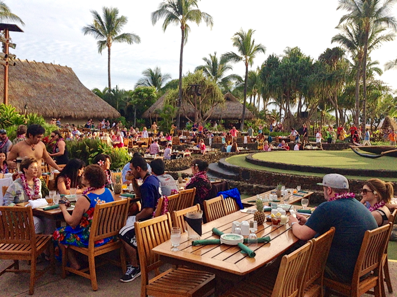 Maui luau discount coupons
