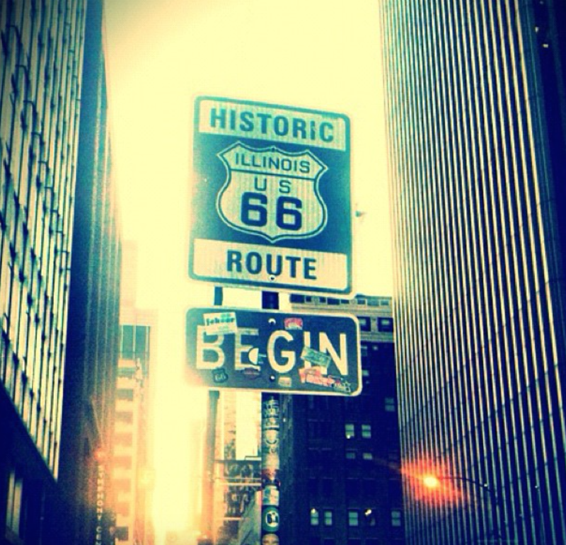 Route-66-Start-Sign-Chicago