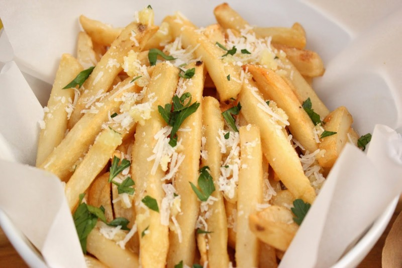 Garlic-Fries