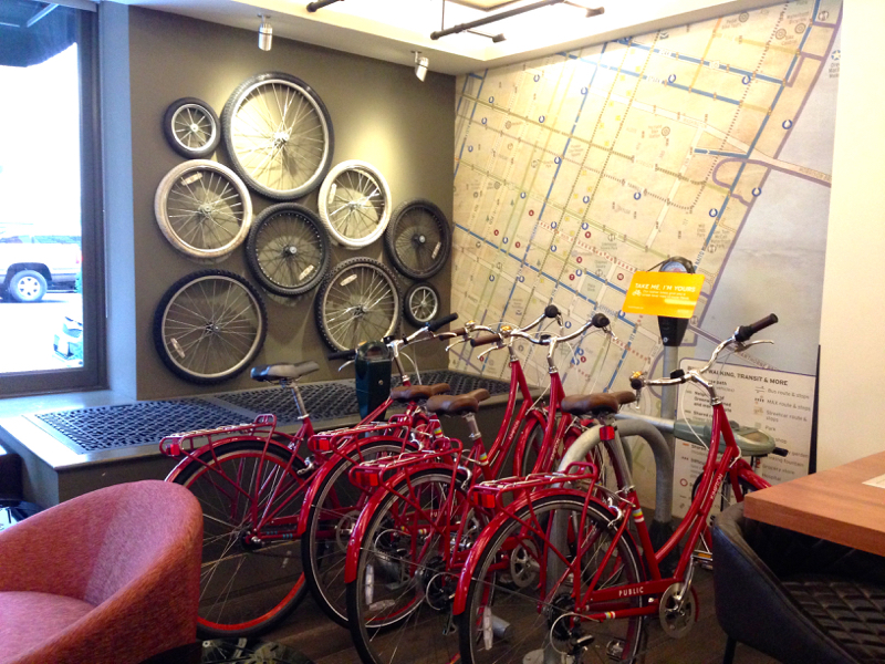 Bicycles-kimpton-portland
