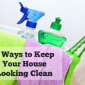 Keep House Looking Clean