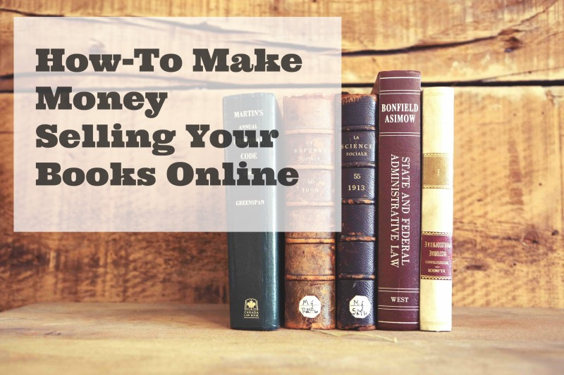 selling your books online