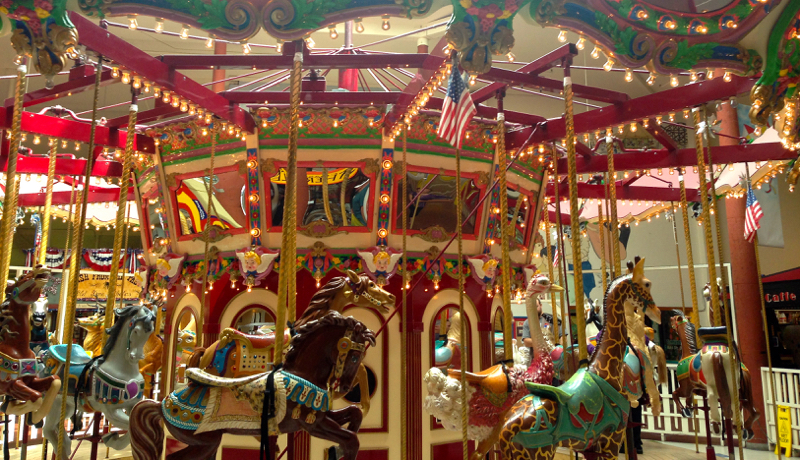 Carousel Mall Seaside