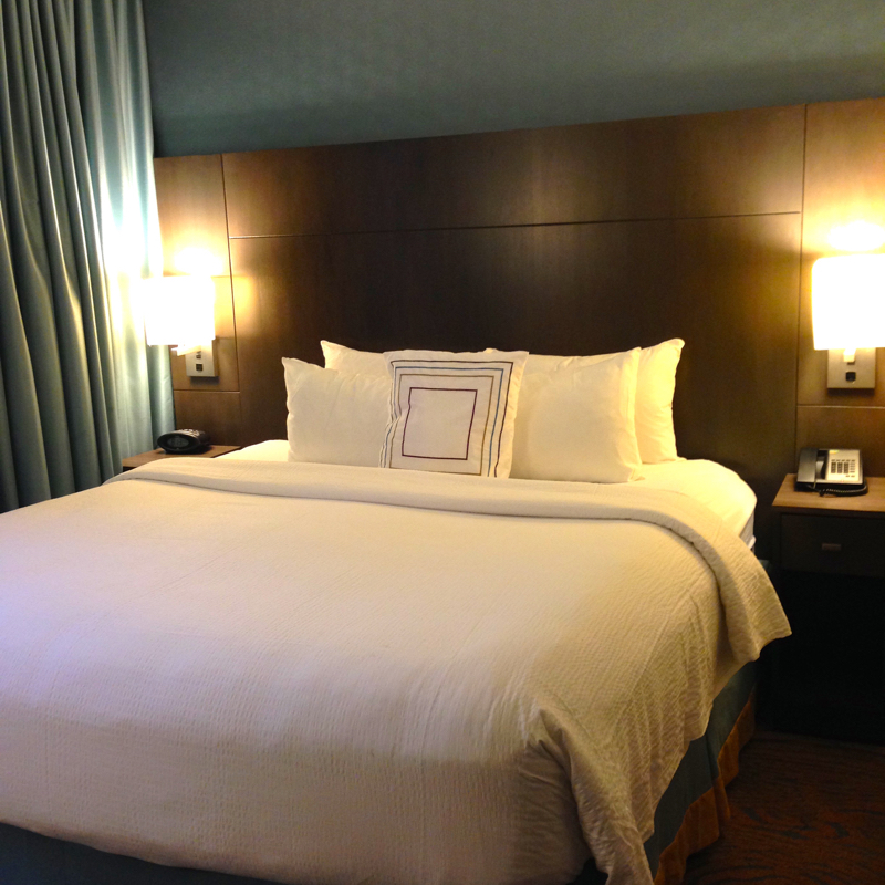 Marriott Chelsea Room