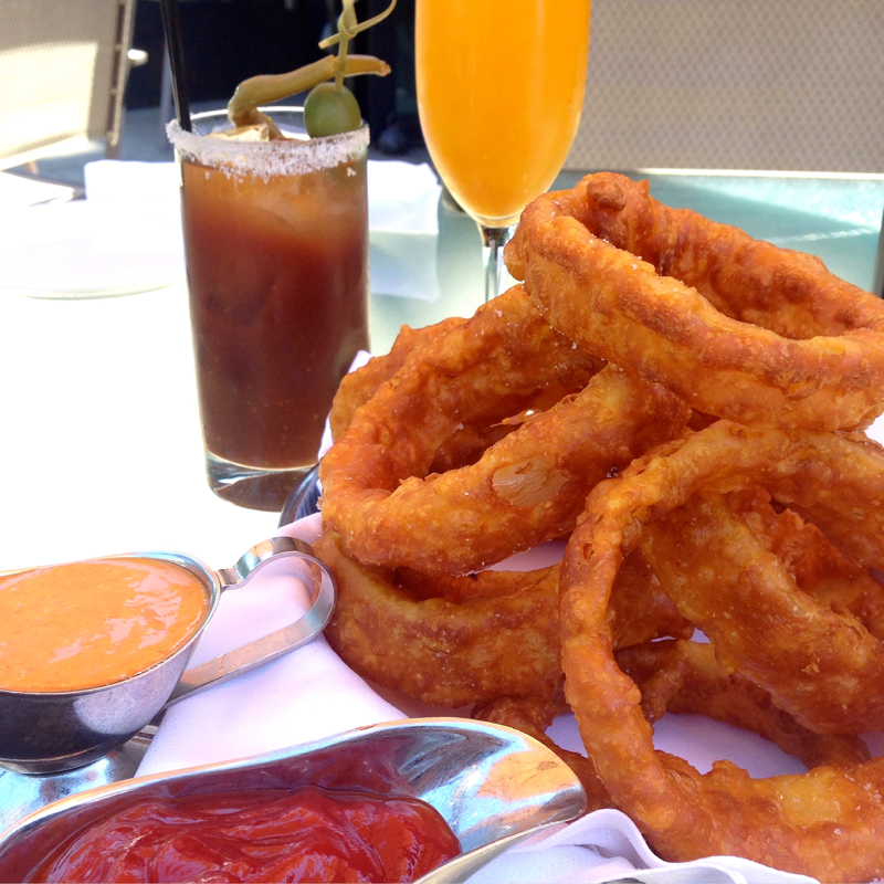 RingSide Grill Onion Rings