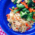 camping pad thai meal ideas
