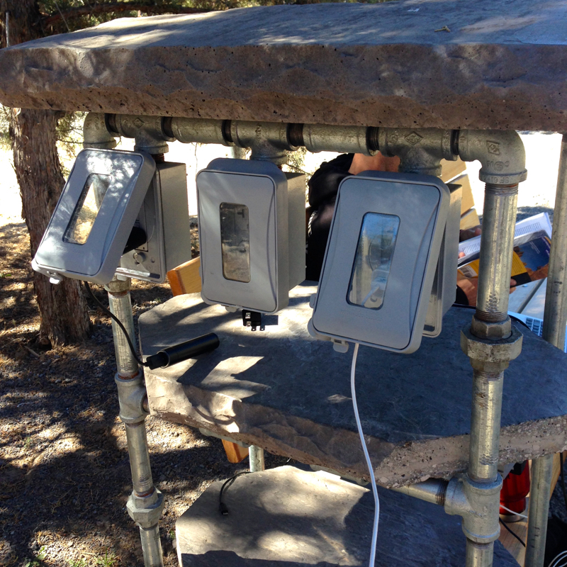 smith rock charging station