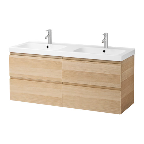 Ikea Galant Birch Veneer Desk ~ godmorgon odensvik sink cabinet with drawers 0382276 pe556919 s4