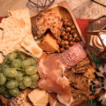 diy charcuterie meat cheese-platter