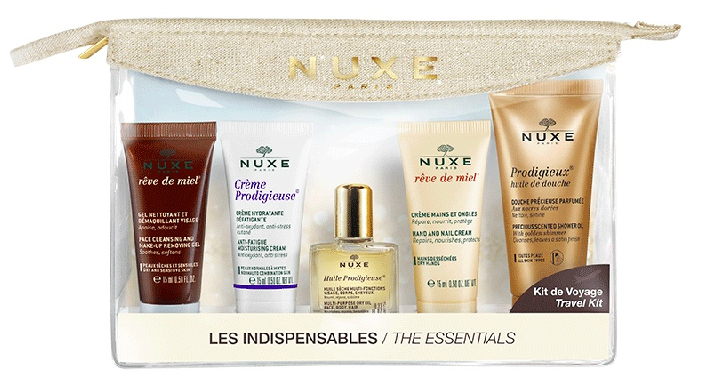nuxe travel set