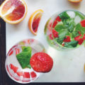 Strawberry Mint Sparkling Water sodastream