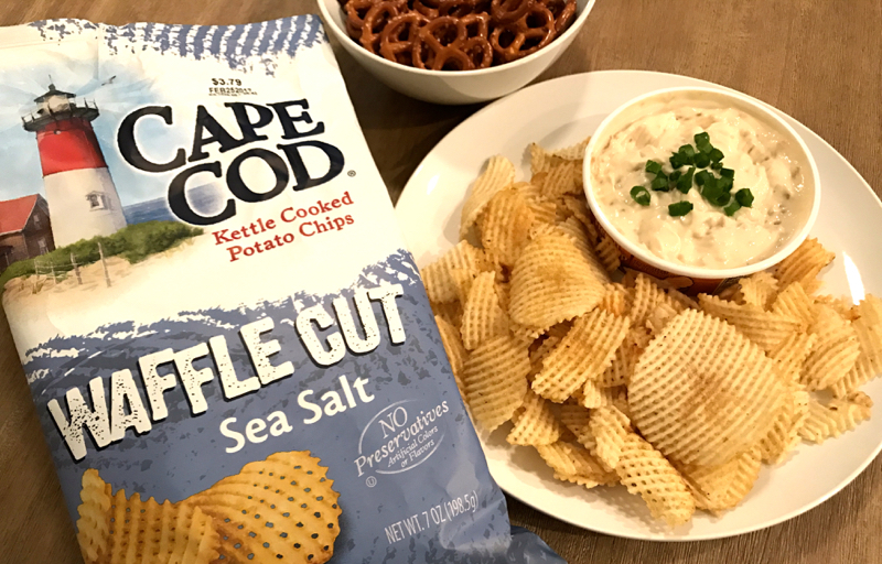 cape cod waffle chips