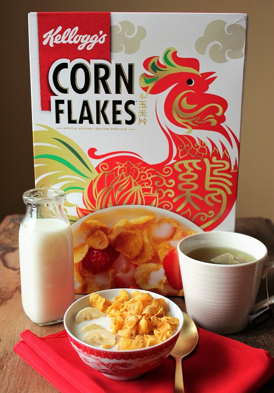 chinese lunar new year corn flakes