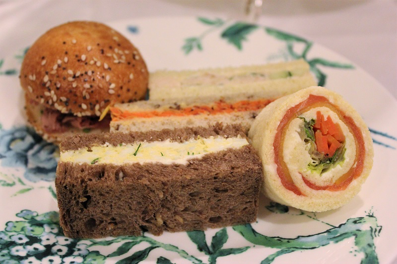 afternoon tea toronto sandwiches