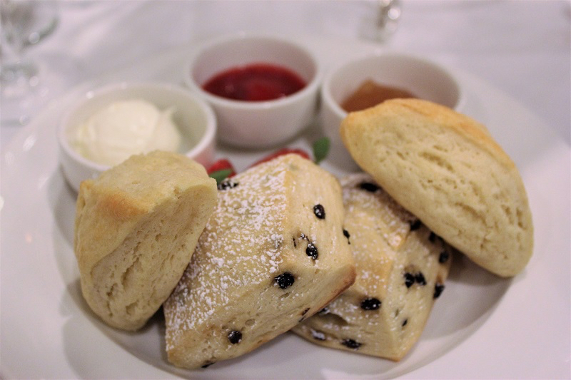 afternoon tea toronto scones