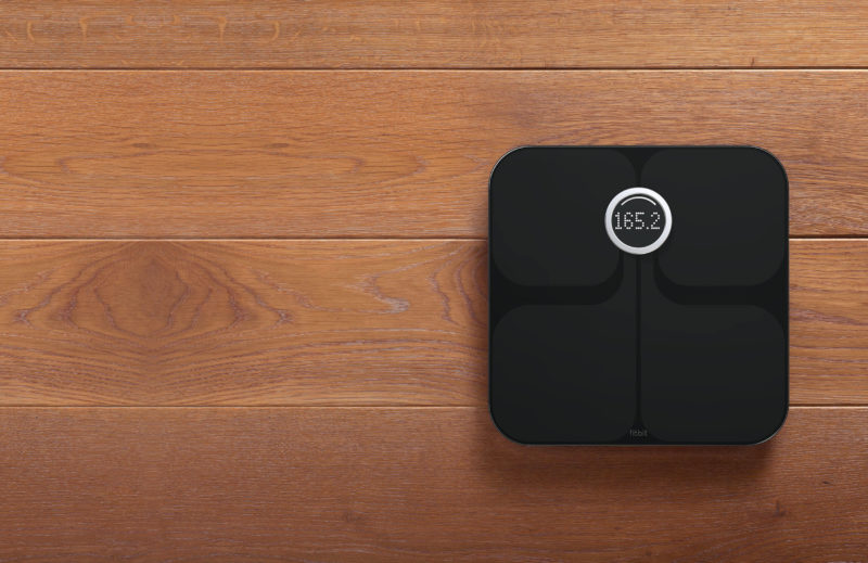 fitbit scale review