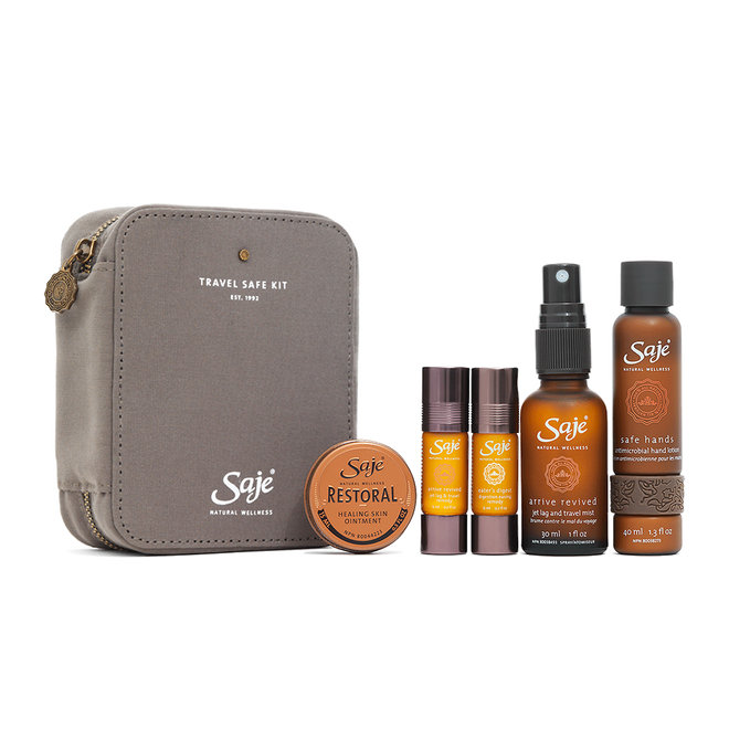 saje travel kit