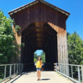 chambers covered bridge oregon