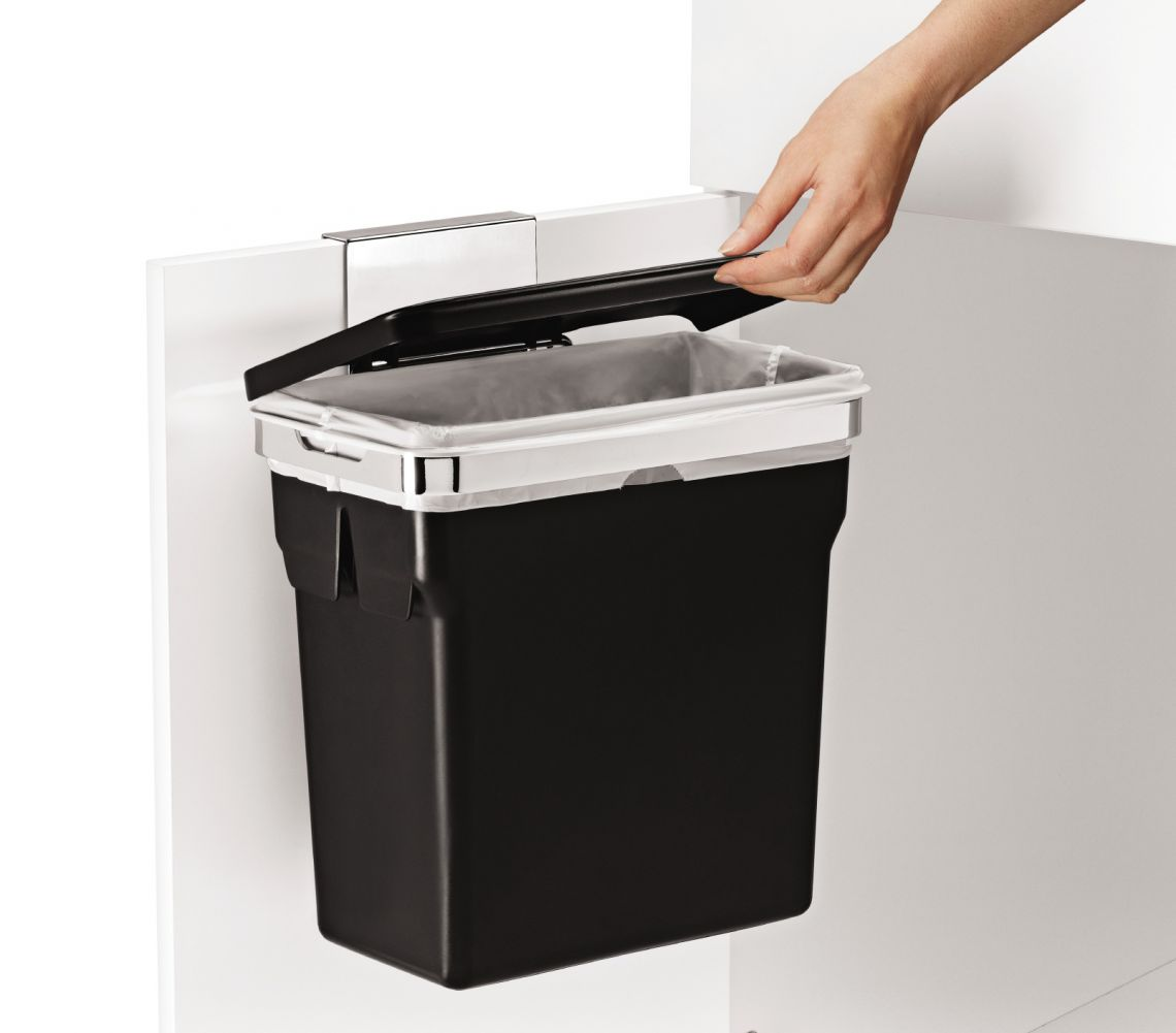simplehuman over the door trash can