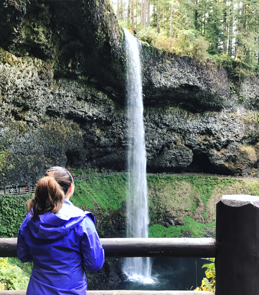 silver state falls park