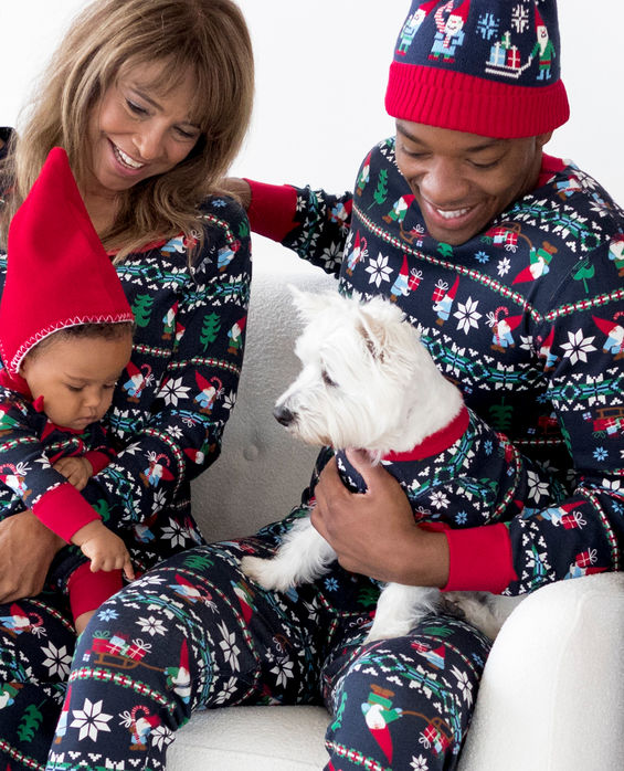 dog pajamas christmas