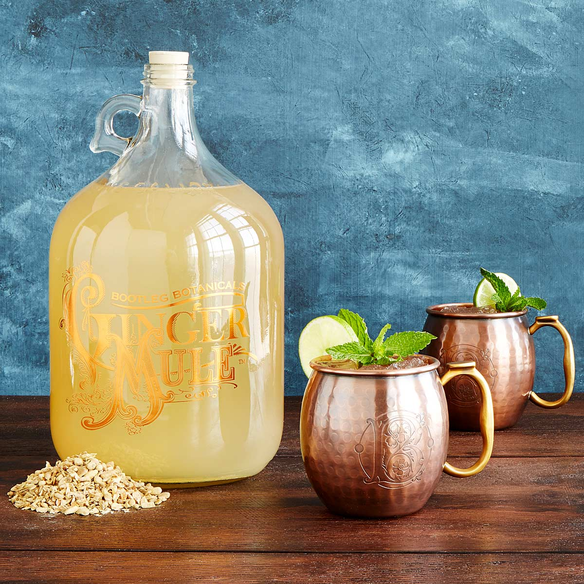 ginger beer making kit