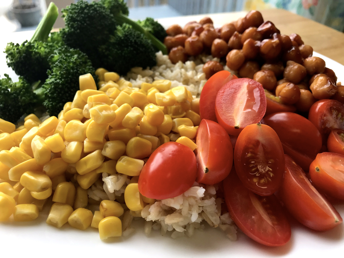 brown rice meal ideas