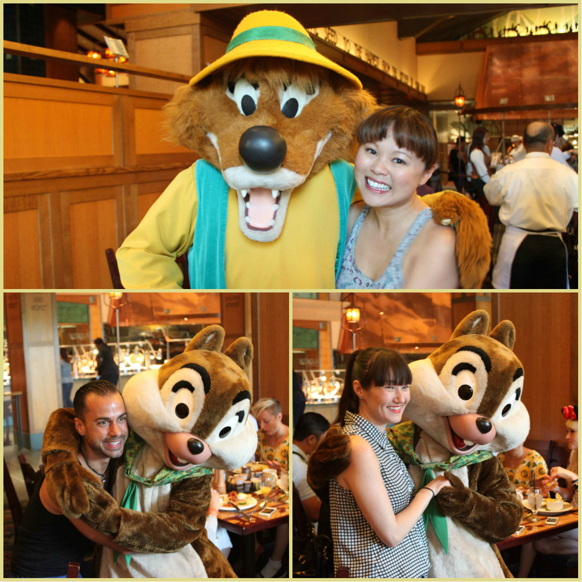 Character Breakfast Disney