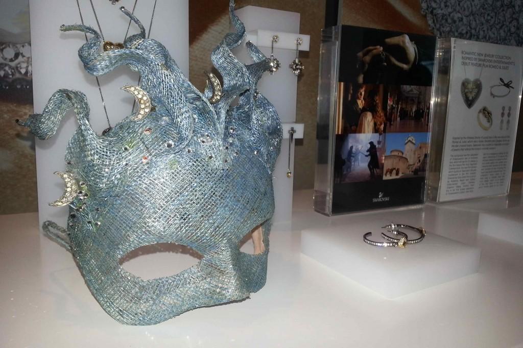 Inside The Tiff Swarovski Fashion Suite