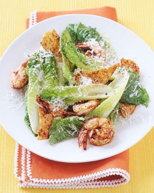 shrimp caesar salad martha stewart - Christmas Salads Martha Stewart