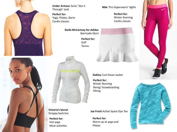 bdadf336f20 Stylish Activewear + Workout Clothes -