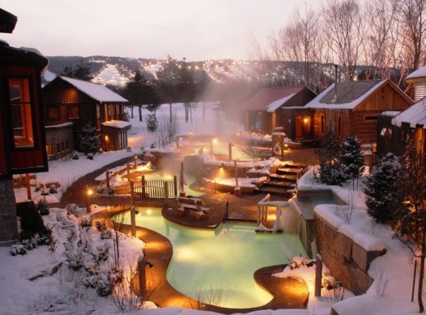 Spa Resort Ontario