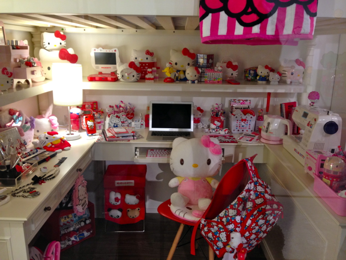 Hello Kitty Office